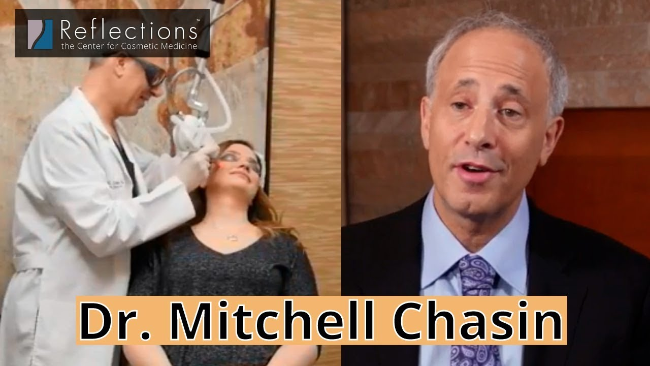 Dr  Mitchell Chasin, Cosmetic & Laser Physician NJ l Reflections