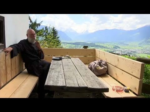 Belgian hermit embraces life of solitude