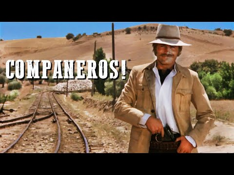 Companeros! | FREE WESTERN MOVIE | English | Full Length | Action Movie | Full Movie