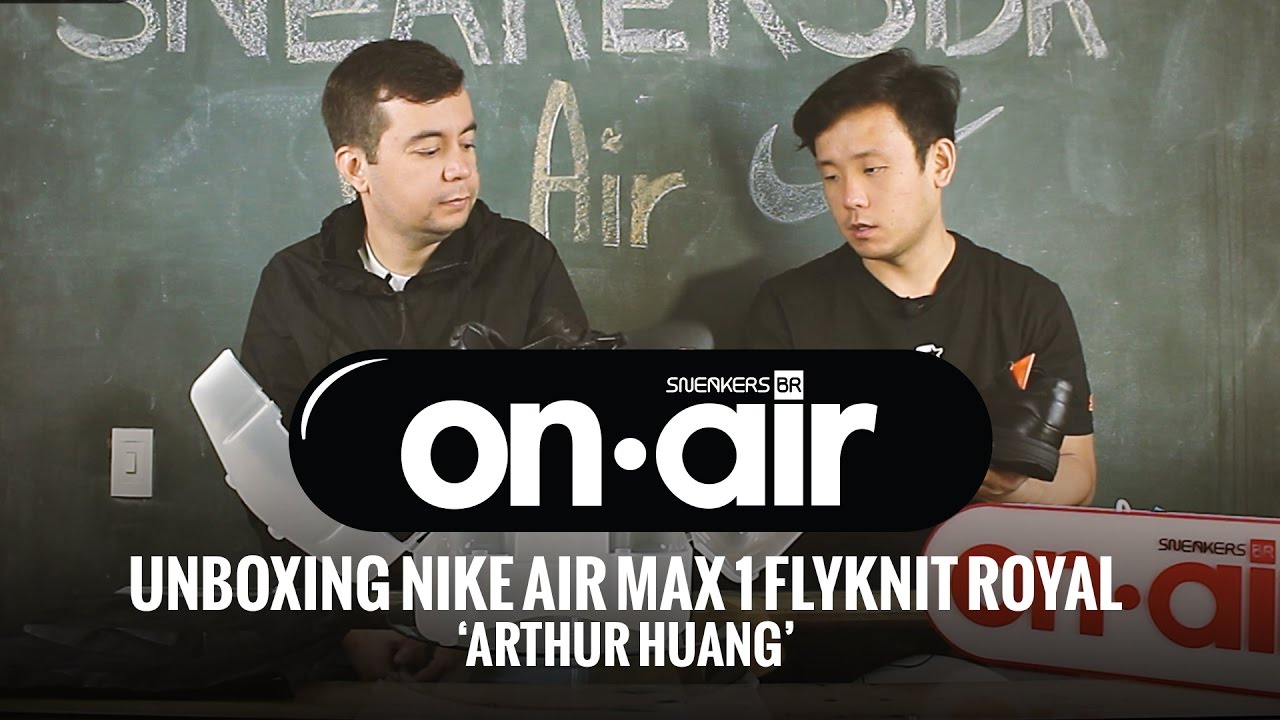 e695ef5a4bb7 14 - Unboxing NikeLab Air Max 1 Flyknit Royal  Arthur Huang   piranomeuair