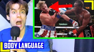 MORE ON: Why Logan Paul Lost To KSI In The YouTuber Boxing Rematch – Body Language Secrets