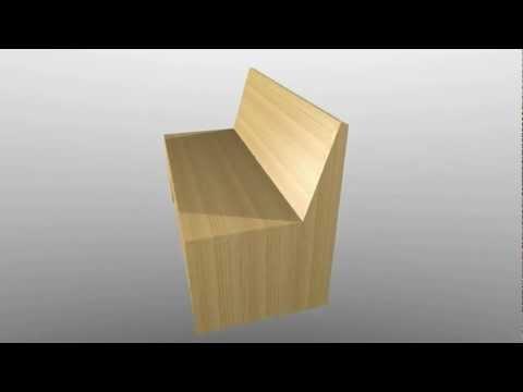 Klepbank maken van steigerhout maak zelf een klepbank for Loungeset steigerhout zelf maken