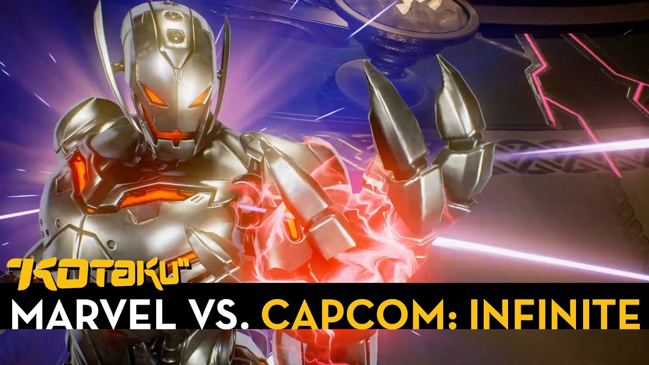 Marvel vs. Capcom Infinite Wants Even Newbies To Have A Blast