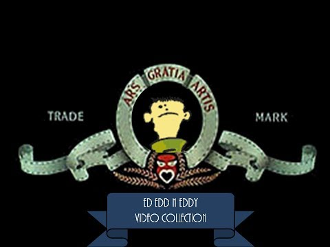 Ed Edd n Eddy Video Collection Metro Goldwyn Mayer Logo