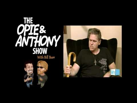 Opie and Anthony - Jeff Conaway Is Fucked Up on Celebrity Fit Club (01/09/2006)