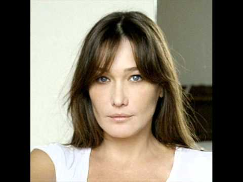 "Carla Bruni,"" L'amour"""