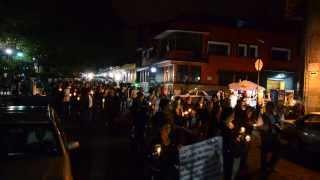 Marcha nocturna Coatepec