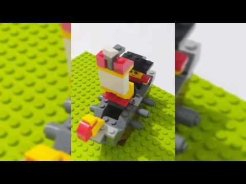 Membuat Kapal Bajak Laut (Lego Designer) - YouTube