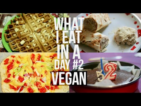 WHAT I EAT IN A DAY #2 | ITA | VEGAN | Andrea's channel