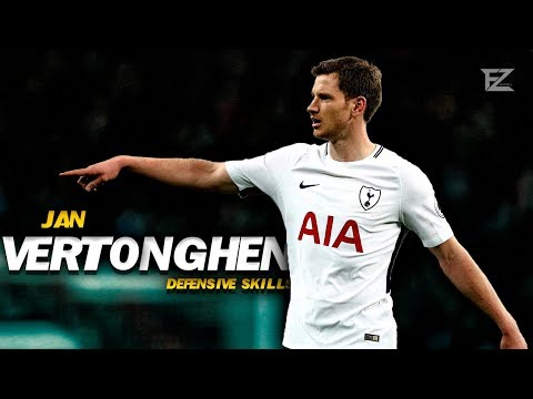 Jan Vertonghen 2018 ▬ Belgian Power • Crazy Defensives Skills || HD