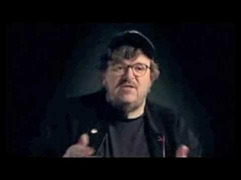 """Filmmaker Michael Moore Explains Coca-Cola's """"Fanta"""" Brand"""