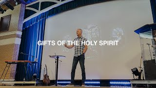 GIFTS OF THE HOLY SPIRIT   PASTOR PHIL JOHNSON