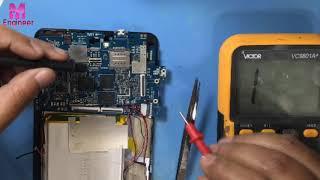 Charging Not Ok Motherboard Short How To Repair?মাদারবোর্ড শর্ট চার্জিং  হচ্ছে না কিভাবে রিপারিং করব