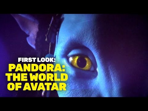Thumbnail: FIRST LOOK: Pandora - World of Avatar animatronic & more at Disney's Animal Kingdom
