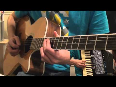 Wii Shop Channel Smooth Jazz Guitar & Accordion Cover