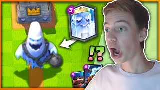 Royal Ghost, Zappies & Hunter!! - Testing NEW Cards 😍 (TO OP?)