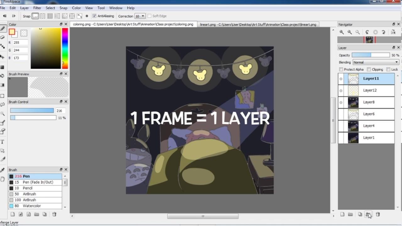 Animation How To Animate Digitally, A Lesson Zoee Yanka