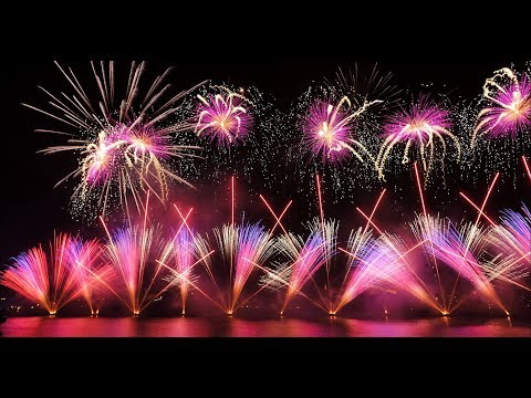 Malta International Fireworks Festival 2018 Finale - Pyroemotions 30.04.2018