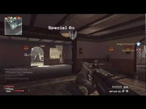 Call Of Duty: Modern Warfare 3: AMAZING MATCHMAKING.