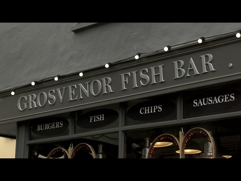 Owner Of Norwich Chip Shop Grosvenor Fish Bar Up For A National Award