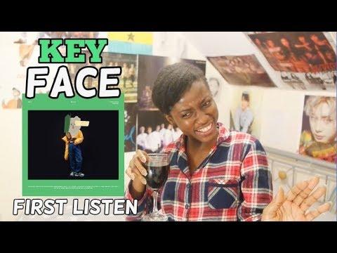 KEY (키) - FACE ALBUM | FIRST LISTEN [THE CLASSIC POP ALBUM WE DESERVED!]