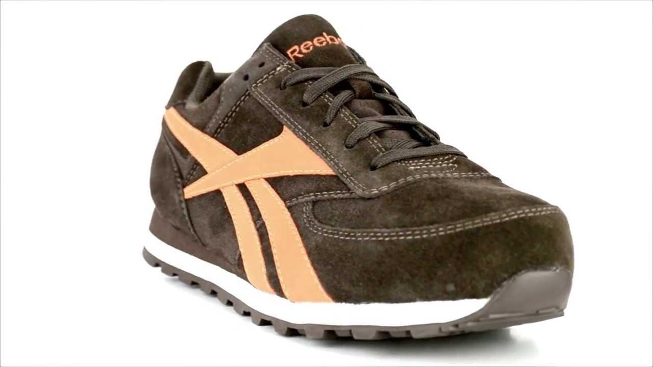Men s Reebok RB1972 Steel Toe Work Shoe   Steel-Toe-Shoes.com - YouTube 7a8ca1876