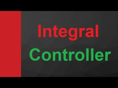 integral controller basics, block diagram & advantages in control  engineering by engineering funda