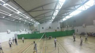Aces Kokni Traditional Volleyball Tournament 2017 - Toofan vs Rising Stars - Group Game