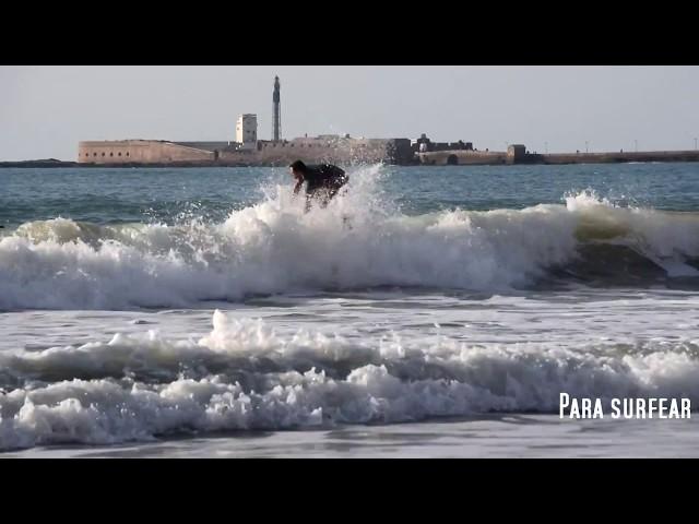 Playa Santa María del Mar (Cádiz). Todo lo que puedes encontrar