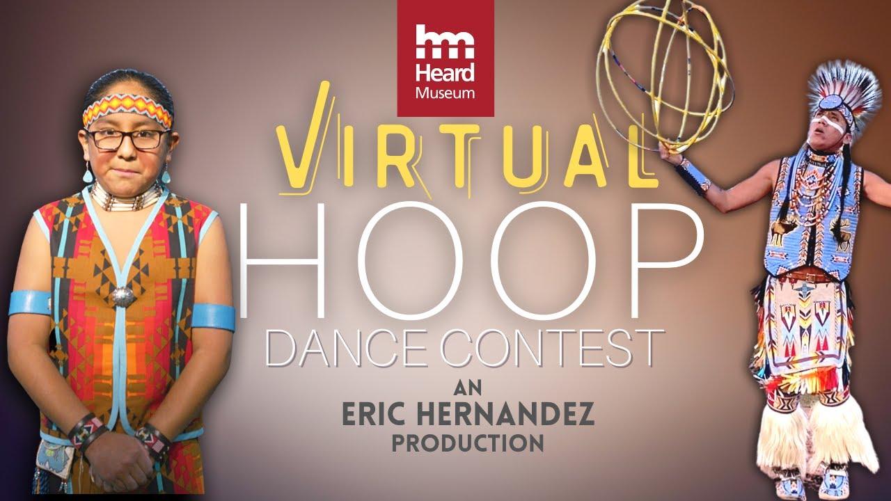 2021 Virtual Hoop Dance Contest