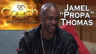 On The Couch EP1 (Part 4) Jamel Thomas