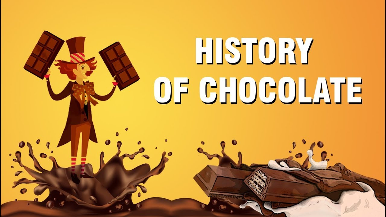 The history of chocolate   The Open Book   Education Videos