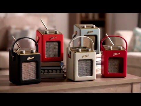 Roberts Revival Mini Portable Radio - All Colours