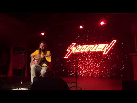 Feeling Whitney - Post Malone Live Concert