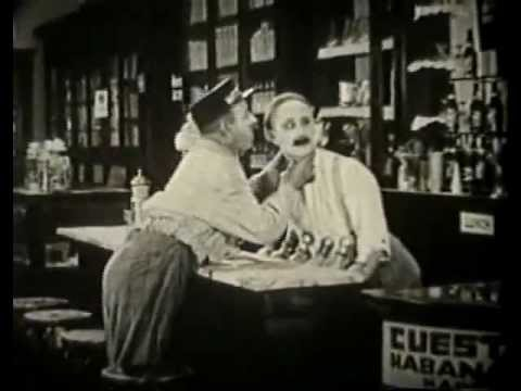 Comedy Capers - Ben Turpin - ''At Your Service!''