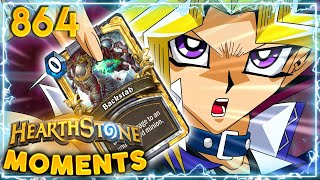 You Have To Believe In The HEART OF THE CARDS!! | Hearthstone Daily Moments Ep.864