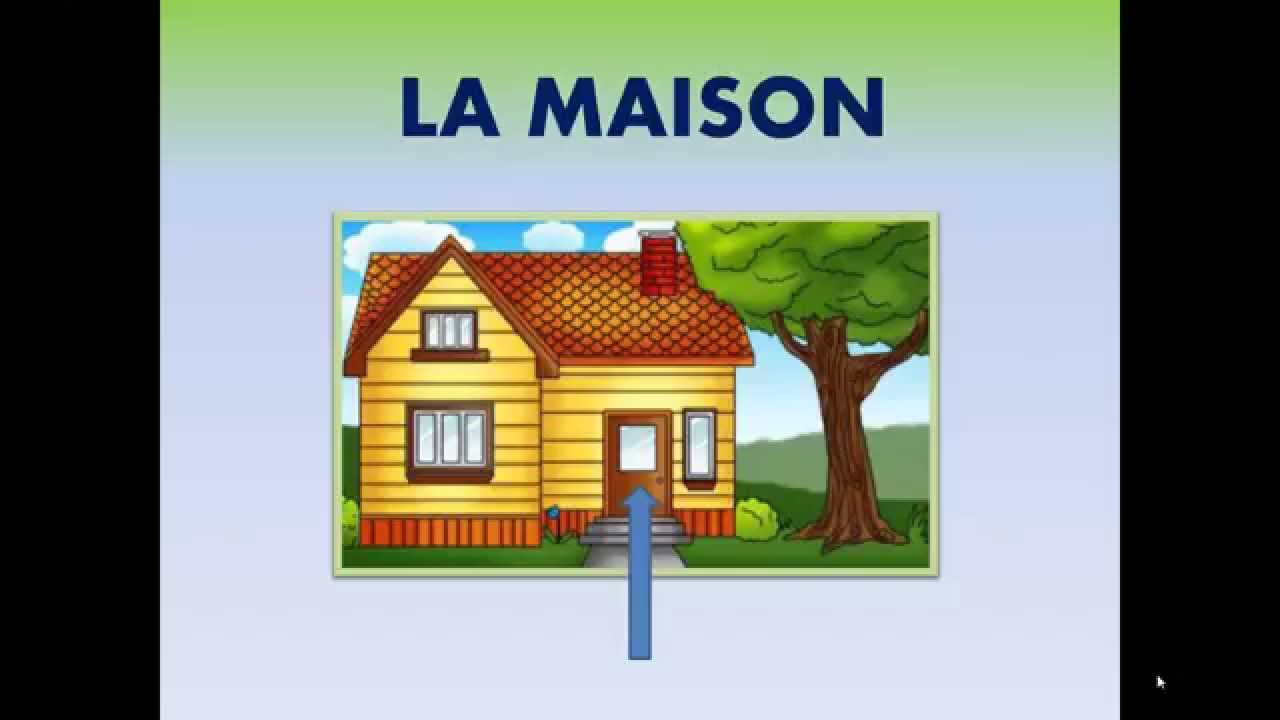 Les pi ces de la maison youtube for 7 a la maison generique