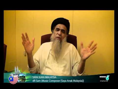 dR Sam (Music Composer [Saya Anak Malaysia])