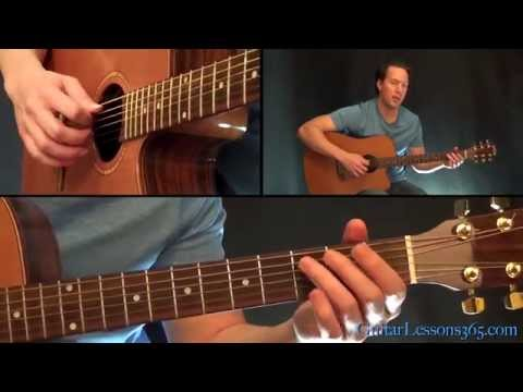 Have You Ever Seen The Rain? Guitar Lesson - Creedence Clearwater Revival