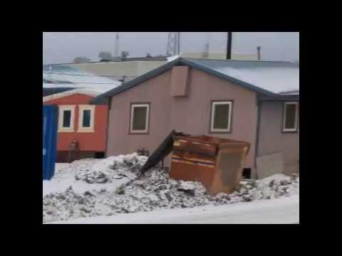 Tour of Barrow, Alaska | Living and Working in remote Barrow Alaska aka Utqiagvik