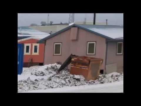 Tour of Barrow, Alaska | Living and Working in remote Barrow Alaska