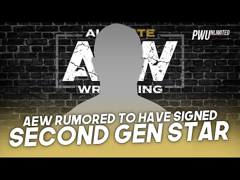 AEW Rumored To Have Signed Second Generation Star