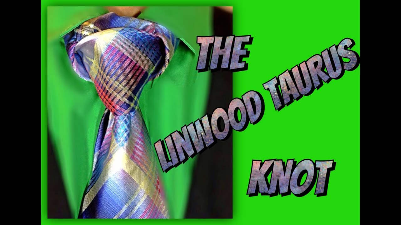 The Linwood Taurus Condensed How To Tie A Youtube Double Windsor Knot Diagram Pictures 3