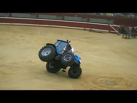 Hollywood motorshow Donostia arena Ilunbe