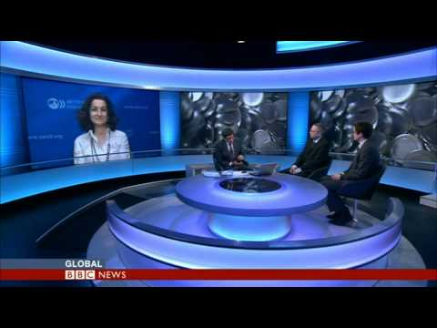 Tax havens studio discussion on BBC World News
