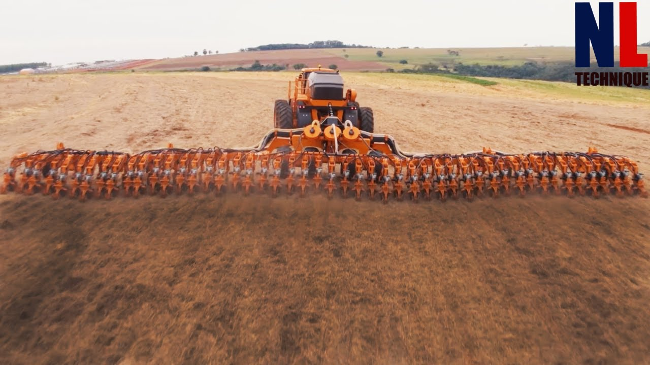 Modern Agriculture Machines At New Level - Amazing Agriculture Technology