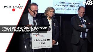 Paris-Saclay TV – Janvier 2020