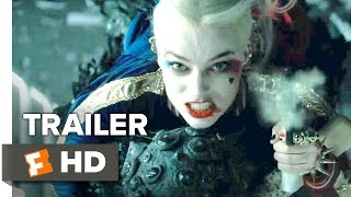 Suicide Squad Official Trailer #2 (2016) - Will Smith, Margot Robbie Movie HD thumbnail