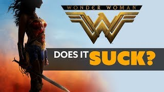 Wonder Woman: SUICIDE SQUAD or DC CURSE BREAKER?  - The Know Movie News