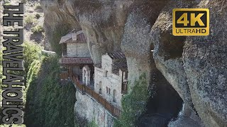 Meteora - Monastery of Ypapanti Greece